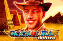 Слот Book of Ra Deluxe в клубе Супер Слотс