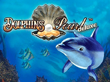 В клубе Супер Слот играйте в Dolphin's Pearl Deluxe