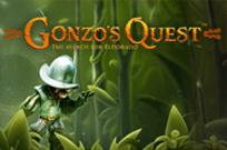 Автомат Gonzo's Quest в клубе Супер Слотс