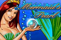 Автомат Mermaid's Pearl в клубе Супер Слотс