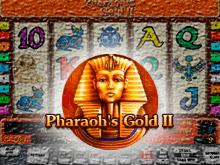 Игровой автомат на деньги Золото Фараонов 2